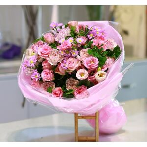 Bouquet in Pinks